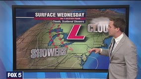 FOX 5 Weather afternoon forecast for Wednesday, April 14