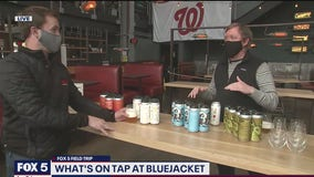 FOX 5 FIELD TRIP: What's new at Bluejacket brewery