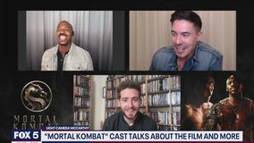 LIGHTS, CAMERA, MCCARTHY! The cast of Mortal Kombat