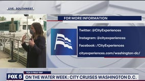 On The Water Week: Fun on the water with City Cruises Washington, D.C.
