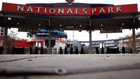 Nationals Park concession stand employee tests positive for COVID-19