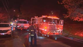 Man dead in early morning fire at Monroe Street home in Northeast DC