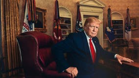 Newly acquired photograph of former President Trump to be featured at National Portrait Gallery