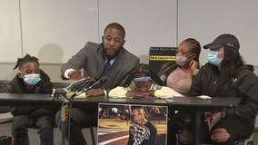 Family of Maryland men killed by off-duty Pentagon officer wants surveillance footage to be made public