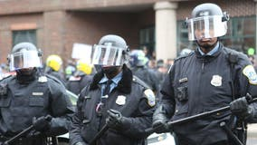 DC to pay $1.6M for 2 lawsuits over excessive force during Trump inauguration protests