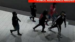Manassas Mall parking lot homicide suspect video released