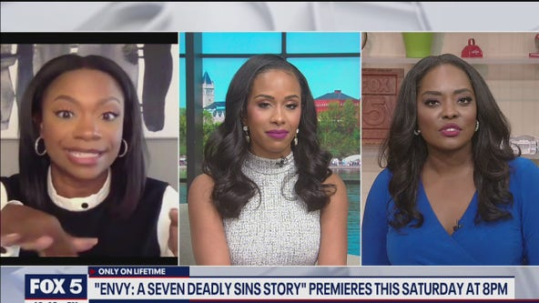 Real Housewives of Atlanta star Kandi Burruss joins Good Day DC