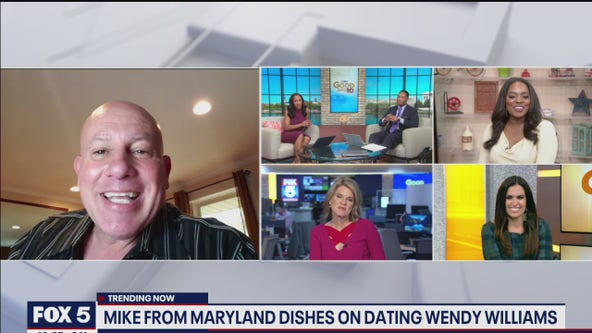 Mike from Maryland dishes on dating Wendy Williams