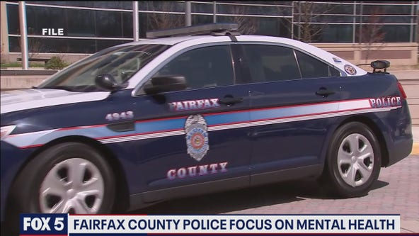 Fairfax County police renewing focus on officers' mental health