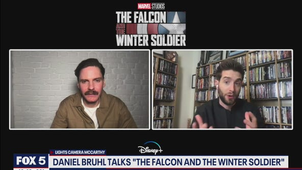 Daniel Bruhl talks being part of The Falcon and The Winter Soldier
