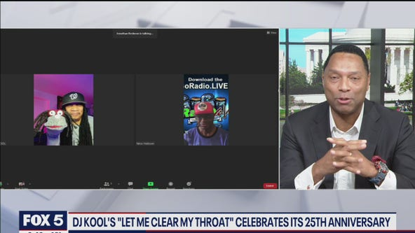 DJ Kool marks 25 years of 'Let Me Clear My Throat' classic