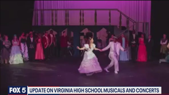 Virginia schools' musicals, concerts will have expanded crowds