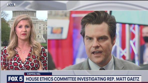 Matt Gaetz faces ethics probe