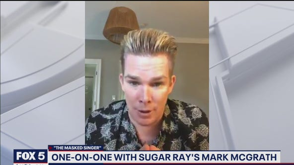 One-on-one with Sugar Ray's Mark McGrath