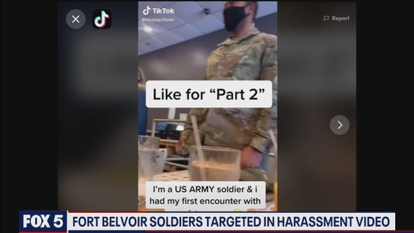 Soldiers harassed at Fairfax County IHOP