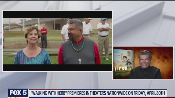 George Lopez talks new movie Walking with Herb and more