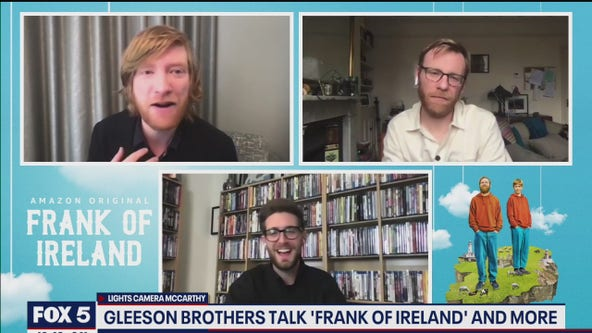Gleeson Brothers talk Frank of Ireland and more