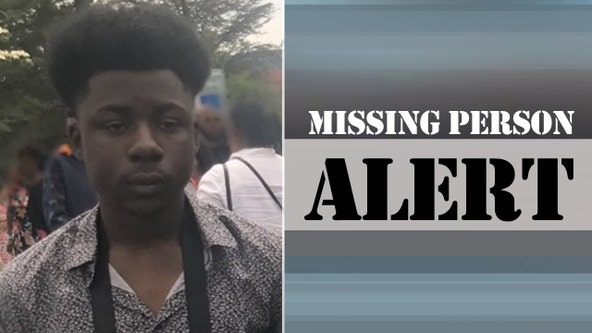 18-year-old missing from Burtonsville area of Montgomery County