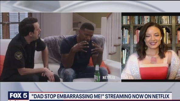 Heather Hemmens talks being part of new Jamie Foxx Netflix comedy