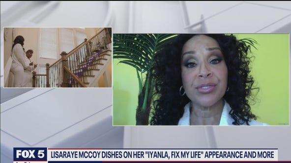 LisaRaye McCoy dishes on her Iyanla, Fix My Life appearance