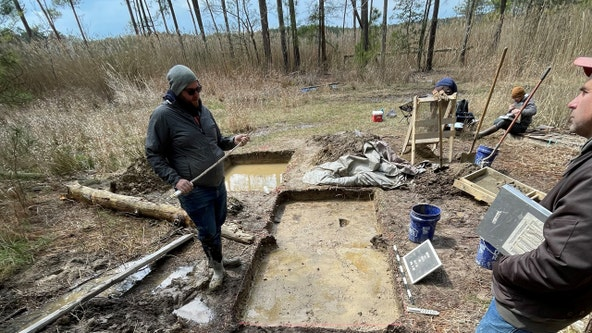Archeologists discover site of home once owned by father of abolitionist Harriet Tubman