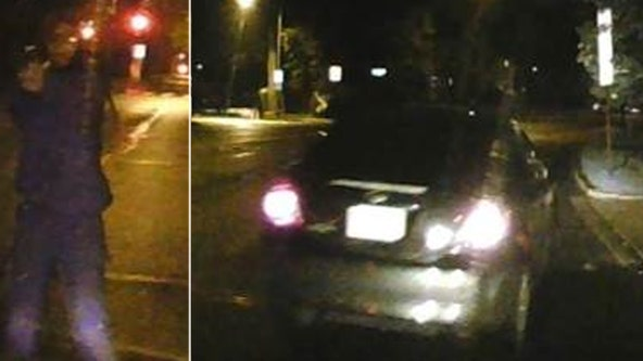 $10K reward after woman driver shoots man in DC road rage incident, police say