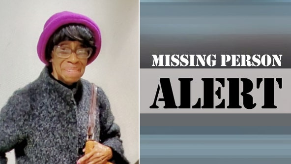89-year-old woman missing from Fairfax County