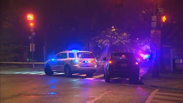 Woman shoots man after sideswiping him in suspected DC road rage incident, police say