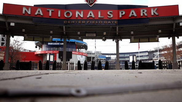 District says Nationals can expand fan capacity to 25%; Capital One Arena can host fans at 10%
