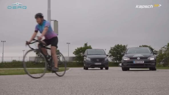 Fairfax County holds competition to address bicycle and pedestrian safety