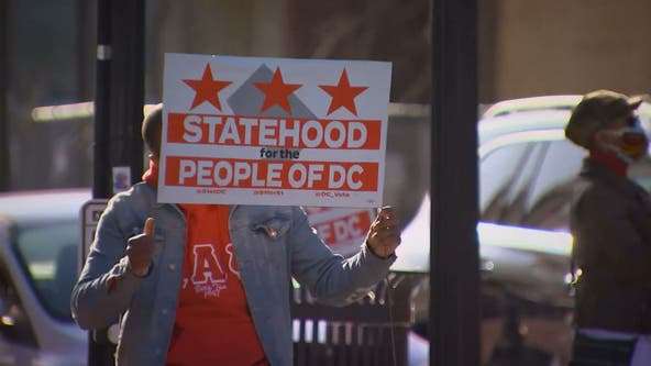 House passes DC statehood legislation