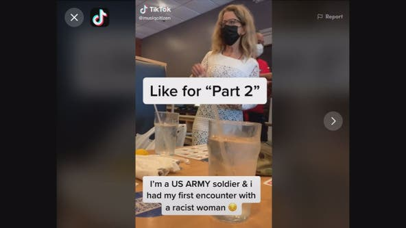 Fort Belvoir soldiers harassed at Fairfax County IHOP restaurant, video shows