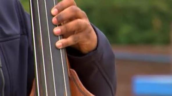 D.C. Youth Orchestra program returns to outdoor rehearsals
