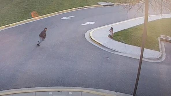 Montgomery County police looking for suspect after attempted sexual assault in Germantown
