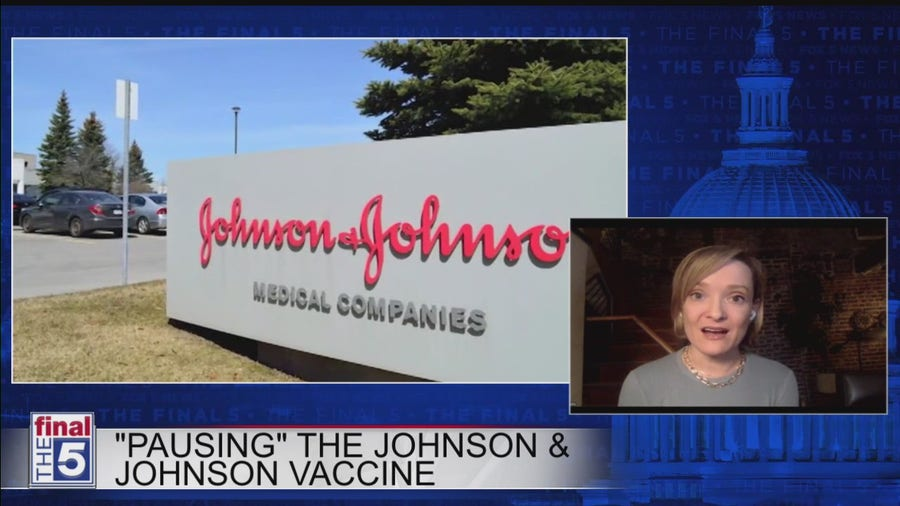 Doctors say Johnson and Johnson vaccine pause should not undermine vaccine confidence