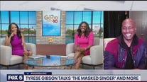 Tyrese Gibson talks The Masked Singer and more!