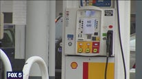 Gas shortages still causing problems for residents in parts of DC region Monday
