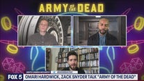 Zack Snyder, Omari Hardwick talk new film Army of the Dead