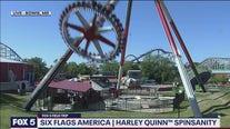 FOX 5 FIELD TRIP: Harley Quinn Spinsanity at Six Flags America