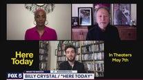 Here Today stars Billy Crystal,Tiffany Haddish; Josh Duhamel talks Jupiter's Legacy