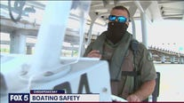 Maryland Natural Resources Police officers say safe on the water this spring