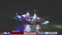 Four rescued from Chesapeake Bay