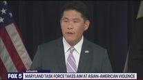 Maryland task force targeting anti Asian American violence