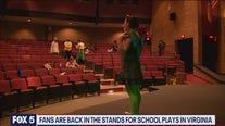 Northern Virginia students excited about performance in person