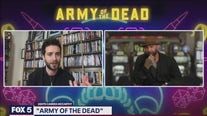 Dave Bautista talks new Netflix film Army of the Dead