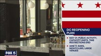 DC to lift most COVID-19 restrictions next week
