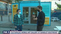 FOX 5 FIELD TRIP: CulturalDC Mobile Art Gallery at Sandlot Southeast