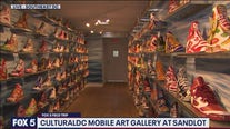 FOX 5 FIELD TRIP: Art comes alive at CulturalDC Mobile Art Gallery