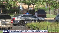 Teenager in critical condition after Capitol Heights shooting