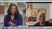 Legendary singer Dionne Warwick on FOX 5